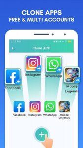 Clone App - App Cloner & Parallel Space