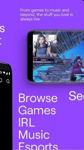 Twitch: Livestream Multiplayer Games & Esports