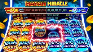 Jackpot World - Free Vegas Casino Slots