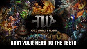 Juggernaut Wars - raid RPG games