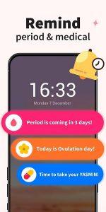 Period Tracker - Period Calendar Ovulation Tracker